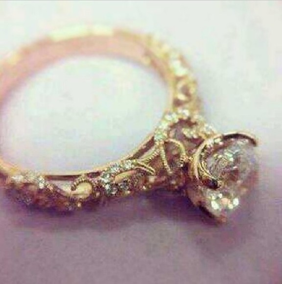 jewels engagement ring gold rings Diamonds