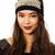 Femme Freak 3 Chains BeanieBlackGold -  Karmaloop.com