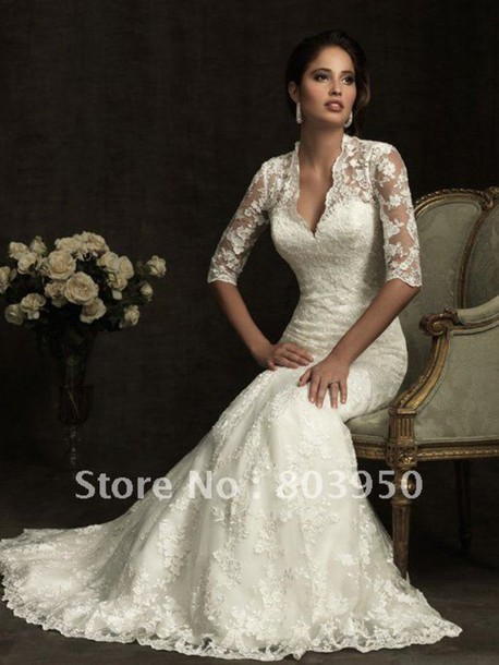 dress wedding dress lace dress elegant dress