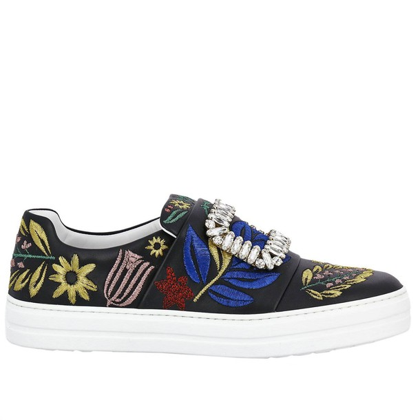 Roger Vivier women shoes multicolor