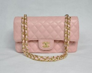 bag chanel purse pink chanel