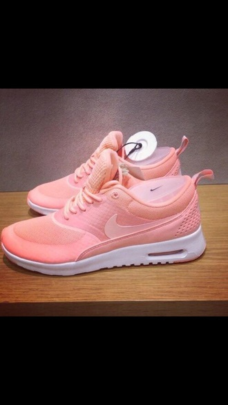 shoes pink cute pink shoes nike shoes