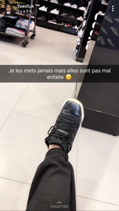shoes,jordan,snapchat,black,white