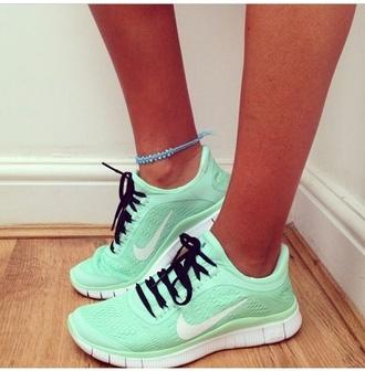 nike shoes nike free run mint green free nike free bag mint nike frees