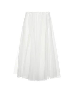 skirt tulle skirt white