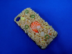Fried Rice with Shrimp iPhone 4/4S Case | Fake Food Japan