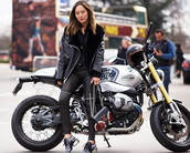 song of style,blogger,leather jacket,biker jacket,louis vuitton,black bag,leather pants,zipped pants,ankle boots