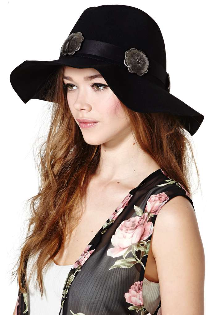 Concho hat