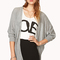On-the-go cardigan | forever21 - 2000061793