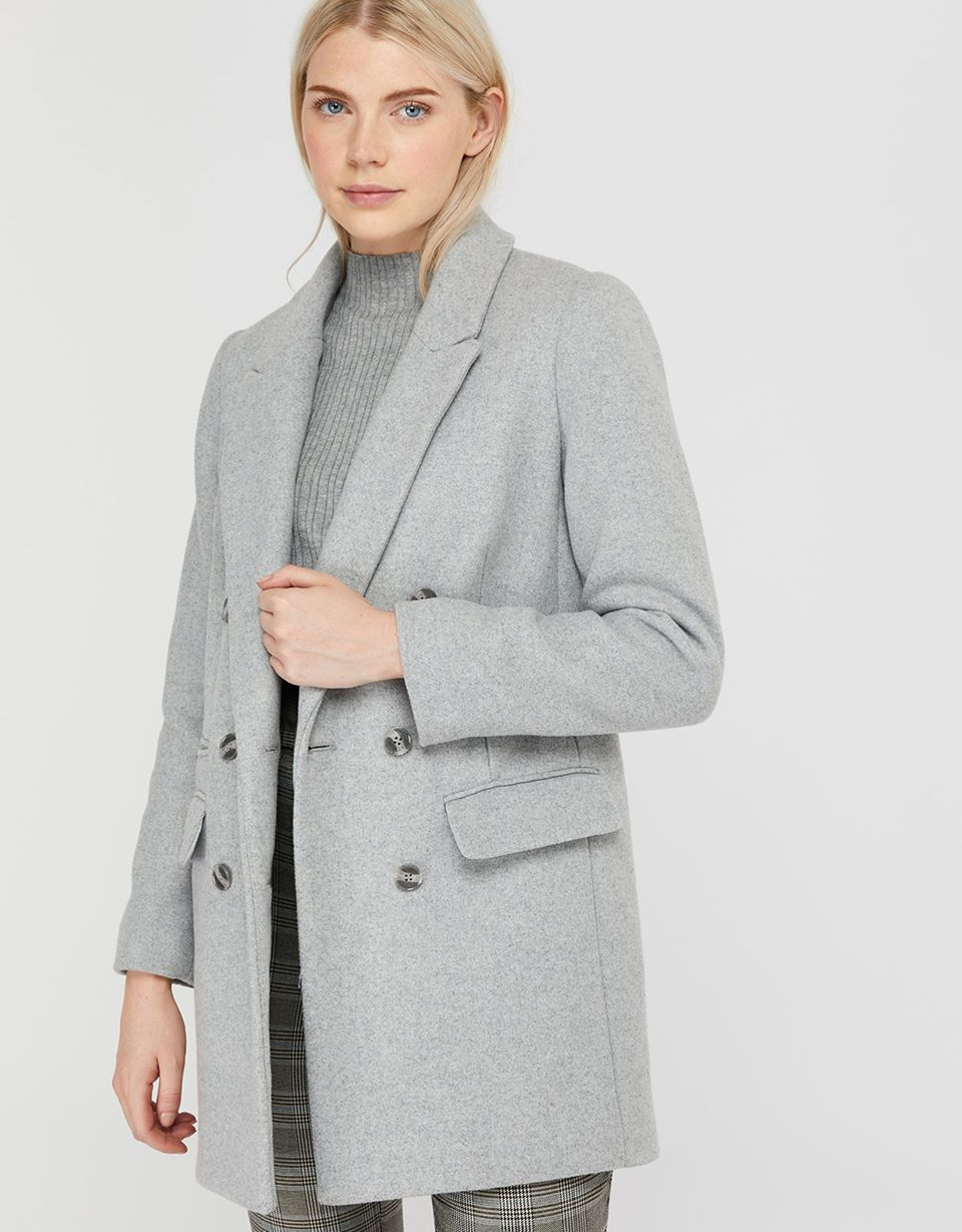 Alice Double Breasted Blazer Coat