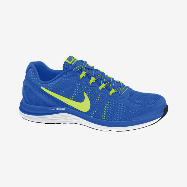 Nike Dual Fusion Run 3 Men's Running Shoe. Nike Store