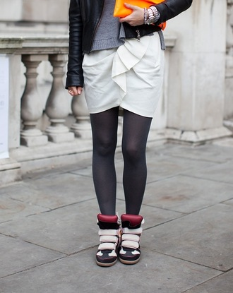 shoes isabel marant sneakers