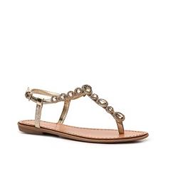 Zigi Soho Frills Flat Sandal | DSW