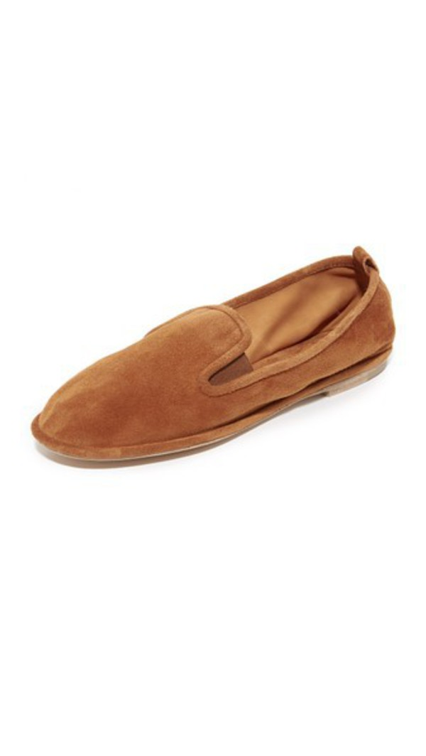 A.P.C. A.P.C. Chaussons Fleurus Loafers