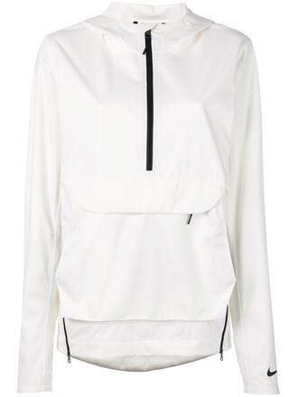 jacket hooded jacket women white
