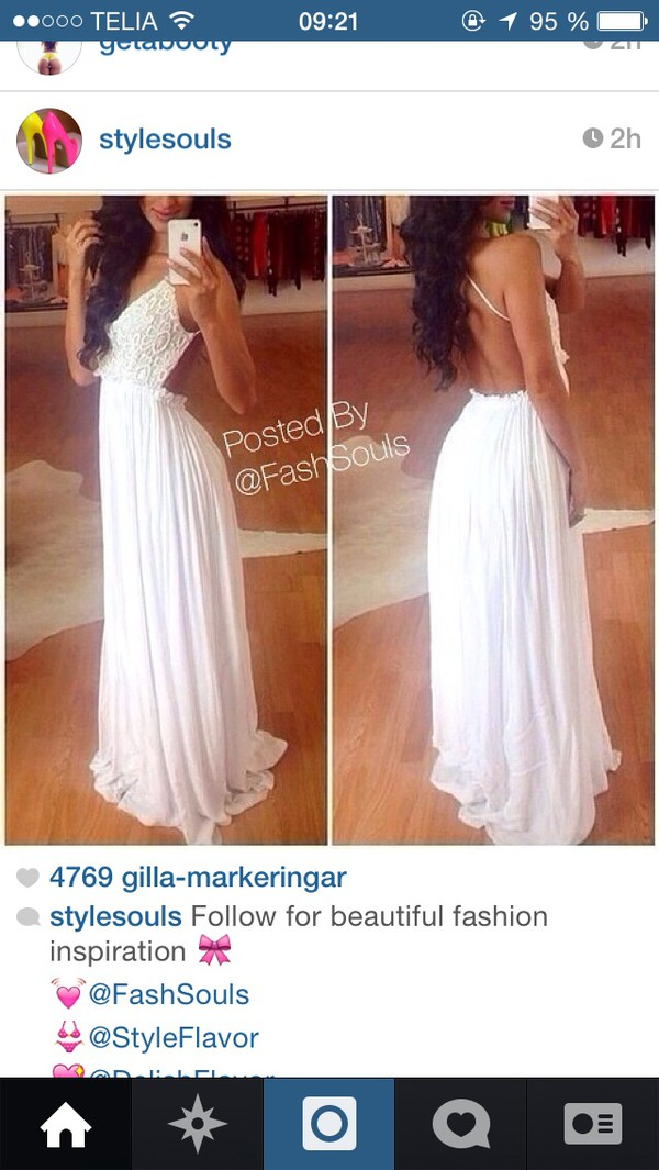 maxi dress maxi white dress white backless dress