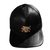 ACCESSORIES :: Metal Plated Leather Snapback Cap 9RG