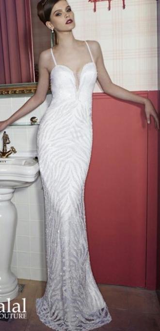 dress white dress bodycon dress evening dress