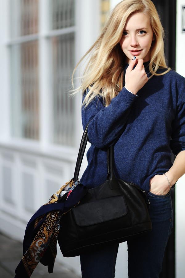framboise fashion shirt jeans shoes bag scarf