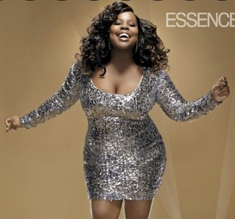 dress silver or gold plus size dress short dress