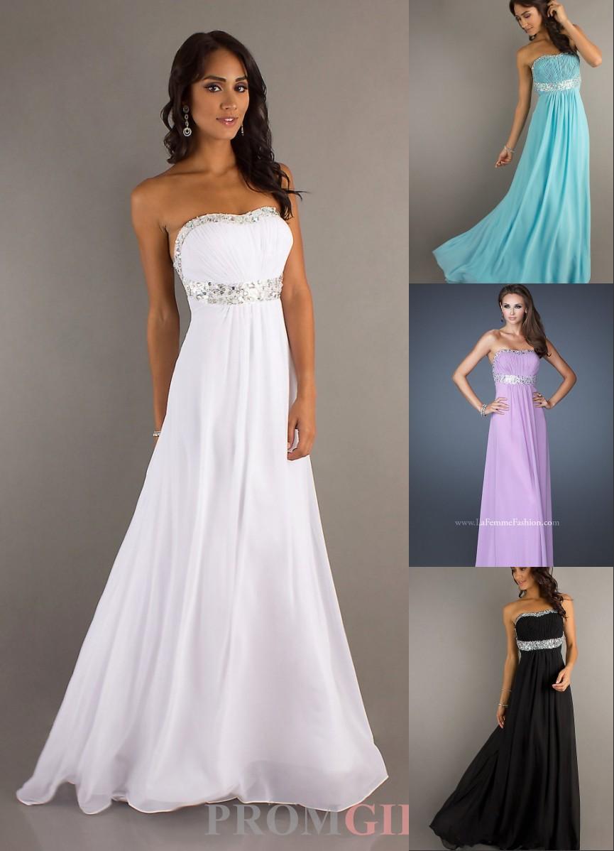 romantische hinten offen eleganten weißen kleid besonderen anlass kleid