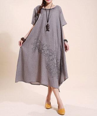 dress dresses long dress sundress