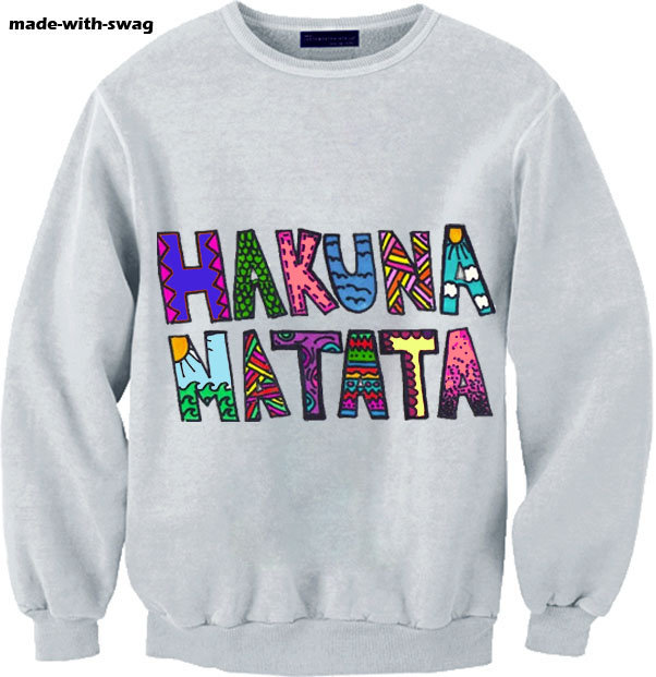 jacquelineheide's save of 'Hakuna Matata' on Wanelo