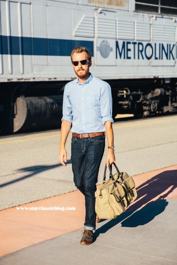 stay classic blogger bag jeans shoes socks belt sunglasses jewels