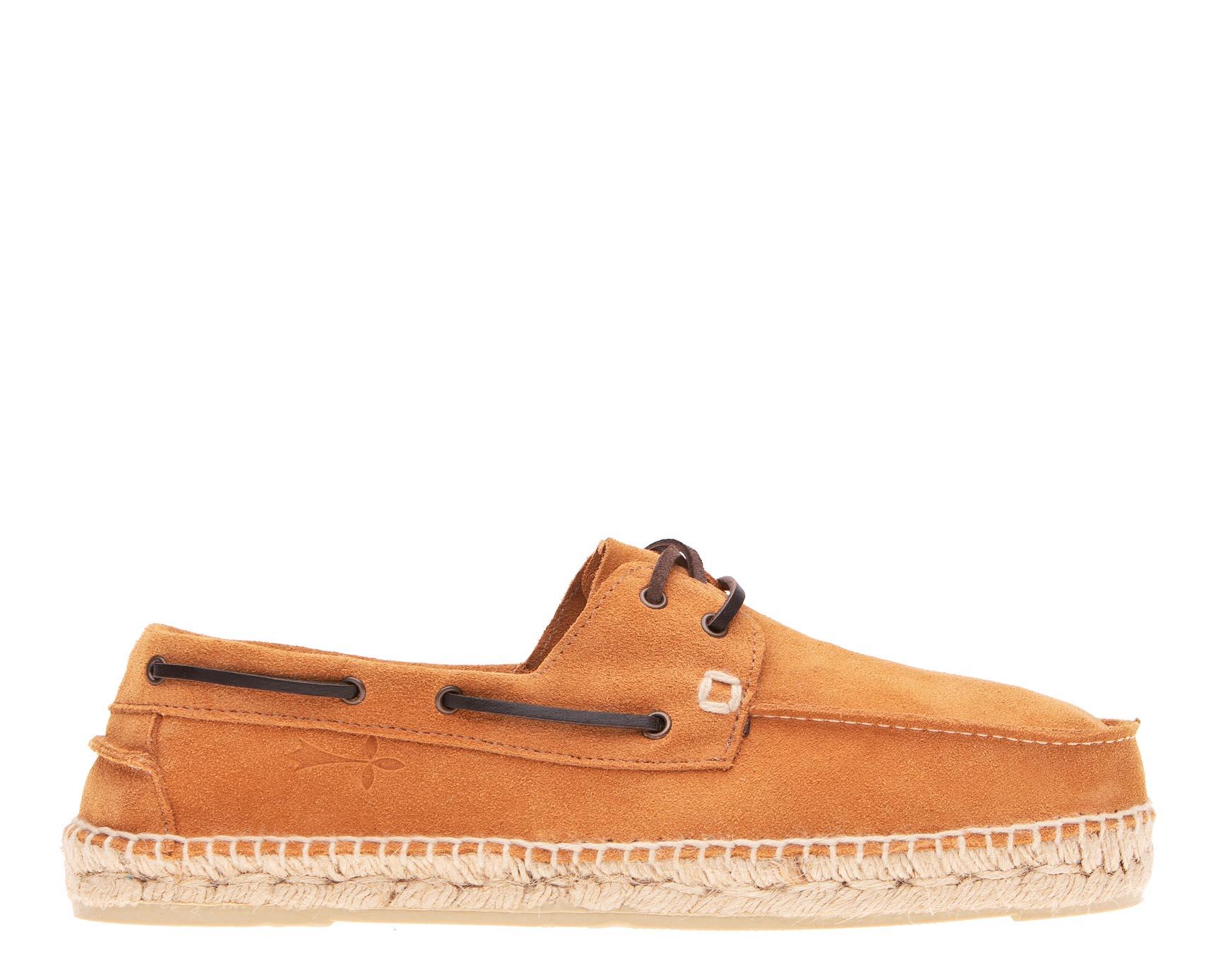 Boat Shoes - Hamptons - Cuero