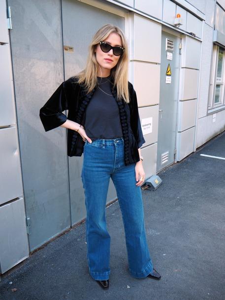 Amazoncom wide leg pants suit  Women Clothing Shoes