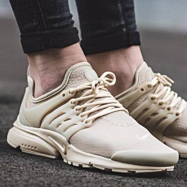 nike air presto prm womens sneaker ivory 878071 100. Black Bedroom Furniture Sets. Home Design Ideas