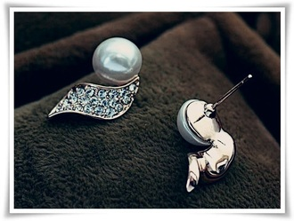 jewels jewelry pearl gold women christmas gift for her
