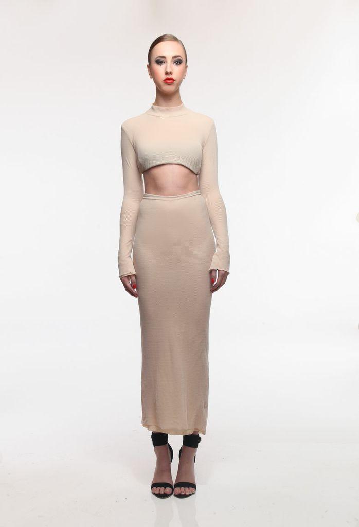 Layla Mesh Skirt