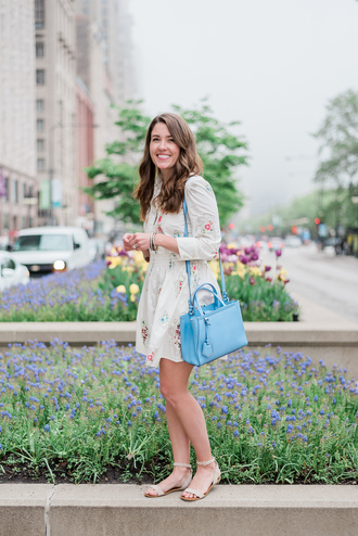 sequins and stripes blogger dress shoes bag jewels