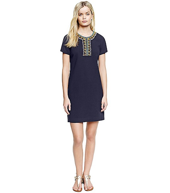 Selena Dress  | Womens Dresses | ToryBurch.com