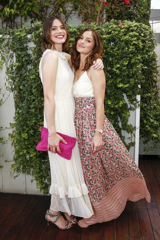 dress maxi dress maxi skirt spring outfits minka kelly skirt floral skirt