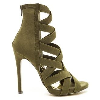 shoes booties suede suede shoes suede booties olive green shoes olive green booties caged caged shoes caged booties olive green
