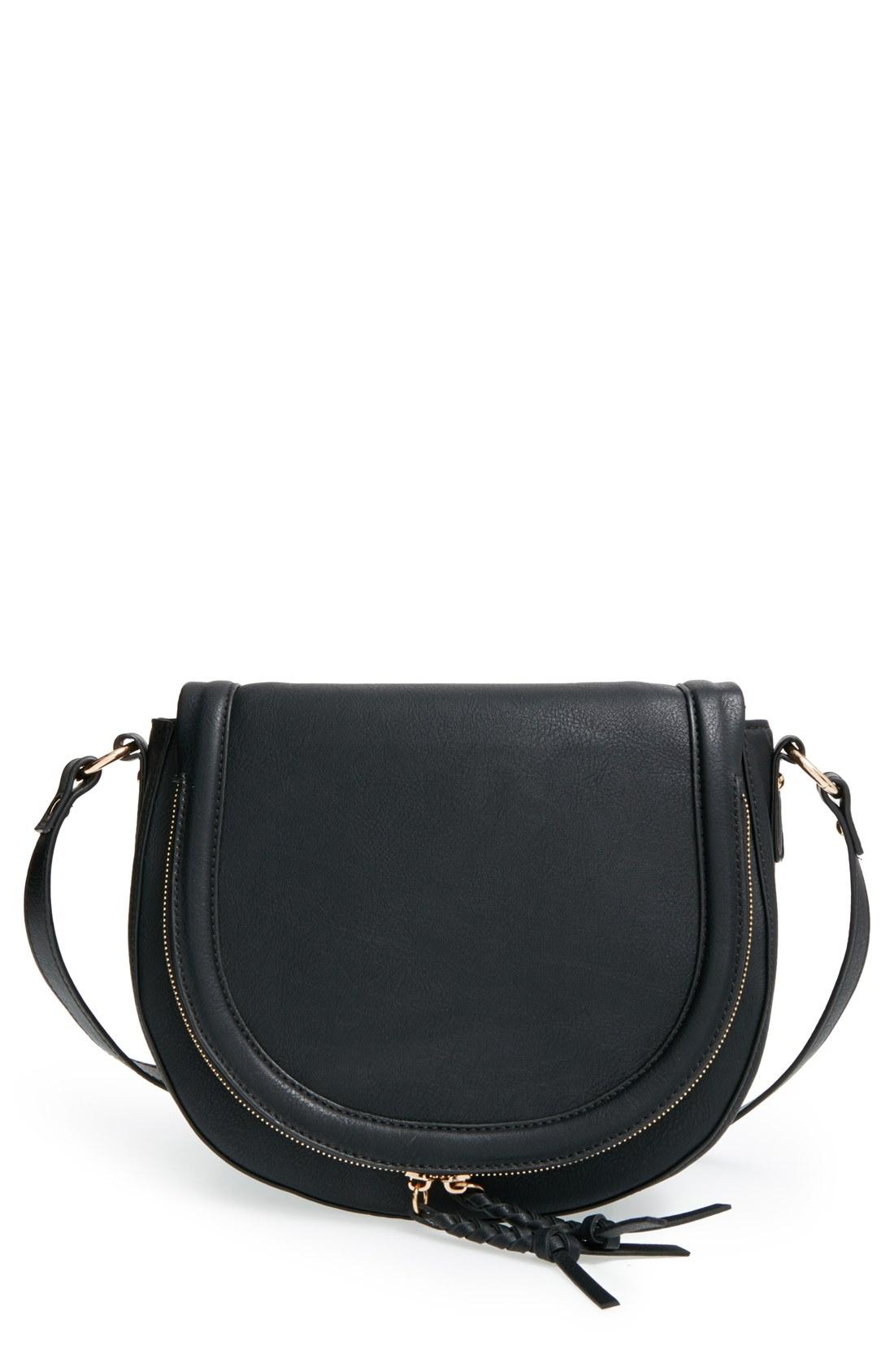 Sole Society  Thalia  Faux Leather Crossbody Bag  aec1d0043ee07