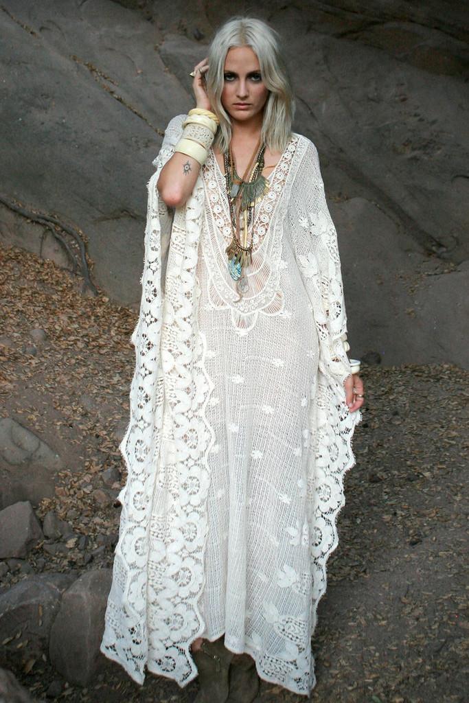 Mykonos kaftan jen 39 s pirate booty for White kaftan wedding dress