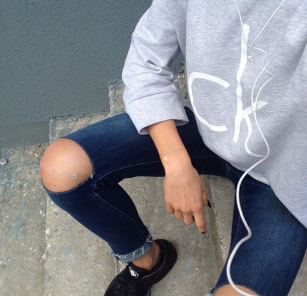 sweater calvin klein calvin klein