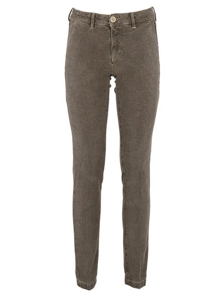 Barba light brown pants