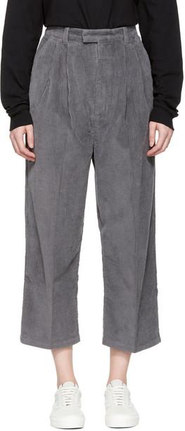 Perks And Mini grey pants