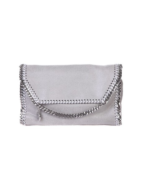 Stella McCartney mini shoulder bag mini bag shoulder bag leather grey