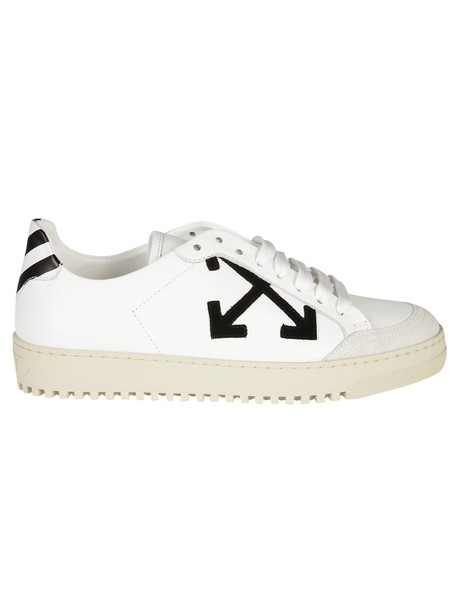 Off-White arrow sneakers white shoes