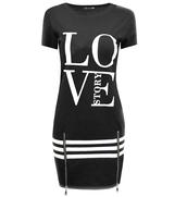 dress,love story,zipped skirt,zip top,cap sleeve dress,tunic dress,stripes,gorgeousmode.com,casual dress,party dress
