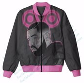 sweater,ogvibes,black,drake,dope,dope shit,swag,casual,fashion,back to school,trendy,bomber jacket