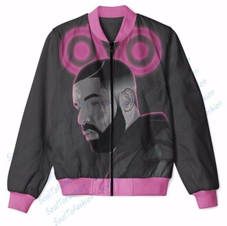 sweater ogvibes black drake dope dope shit swag casual fashion back to school trendy bomber jacket