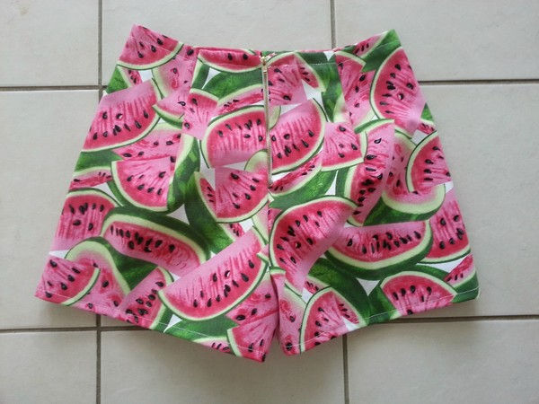shorts watermelon print clothes tumblr tumblr clothes tumblr shorts blogger