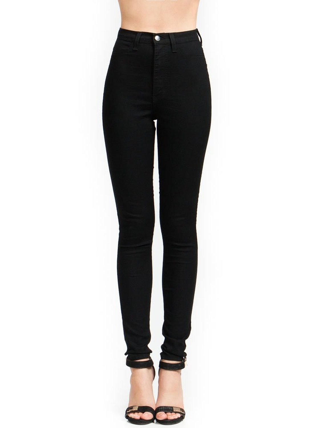 Waisted Skinny Jeans at Amazon Women's Clothing store: