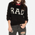 Rad High Low Sweater in Black XS / S - M/L | DAILYLOOK